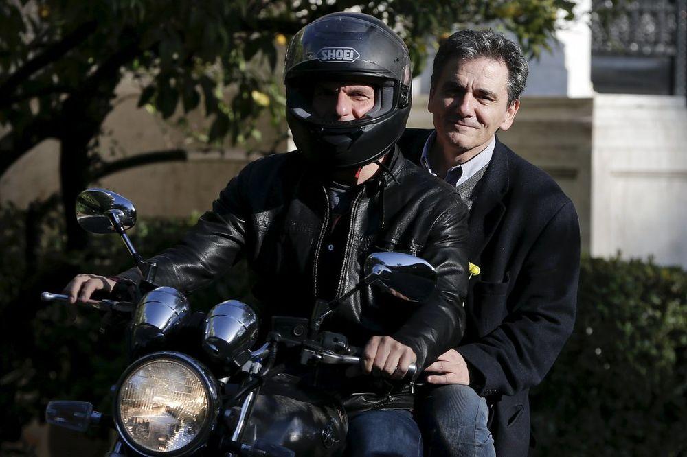NOVI MINISTAR FINANSIJA GRČKE: Engleski đak i engleski zet