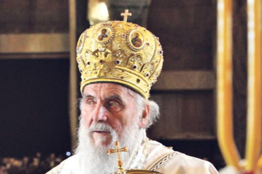 Patrijarh Irinej: Ne uništavajte svetinju na Koridoru 10