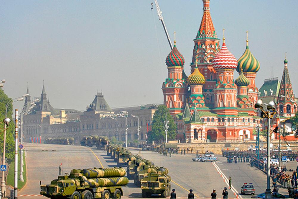 VOJNA NADMOĆ KREMLJA: Rusija pravi superoružje!