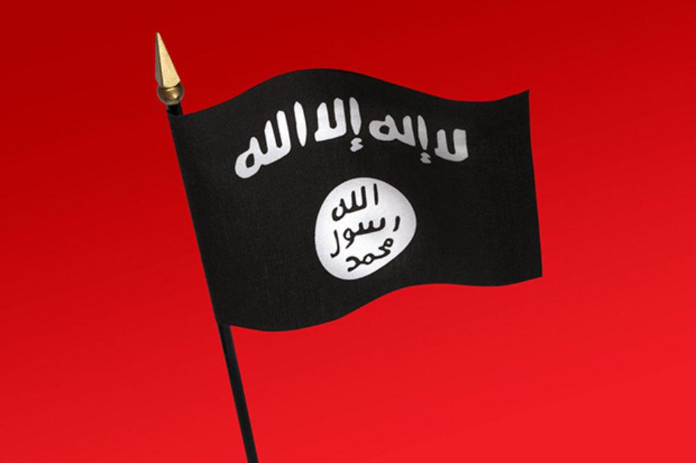 (FOTO) IMAJU I MODNU LINIJU: Prodavao majice  i benkice sa parolama Islamske države