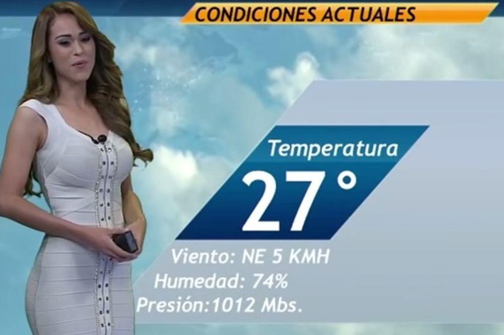 (VIDEO) Kad vremenske prognoza zaseni informativu, evo i zašto!