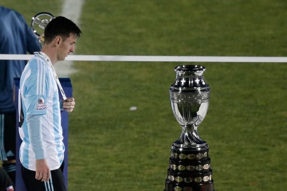 Mesi: Ništa ne boli kao poraz u finalu
