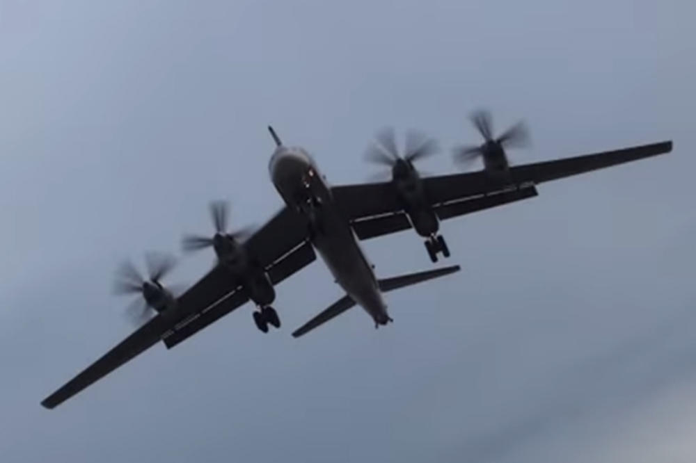 (VIDEO) ČESTITALI DAN NEZAVISNOSTI: Američki lovci presreli ruske bombardere baš 4. jula!