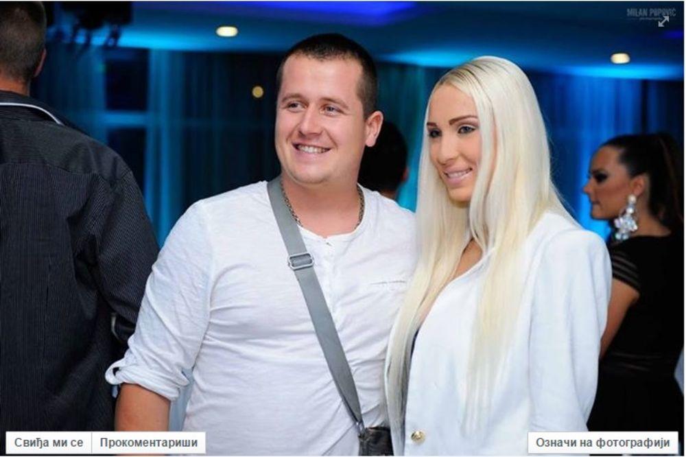 (FOTO) EMA LAPIN JE DEFINITIVNO PROŠLOST: Marko Perović pokazao novu devojku!