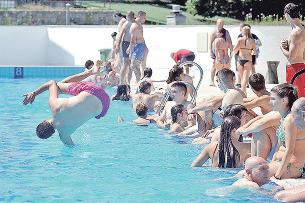 bazen, bazeni, leto, kupanje, foto zorana jevtić