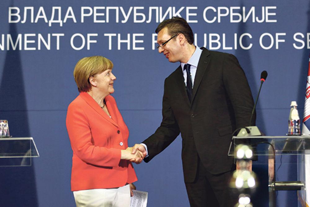 SNS SA ANGELINOM CDU: Naprednjaci uskoro u grupi Evropskih narodnih partija