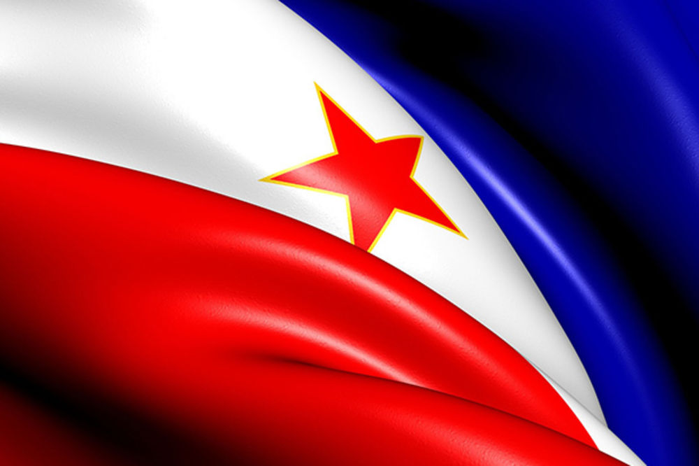 zastava jugoslavije, jugoslavija, sfrj, foto profimedia