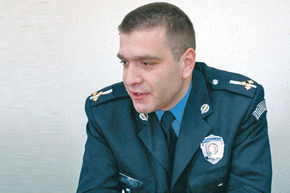POLICAJCI REKETAŠI: Komandir za sve okrivio inspektora