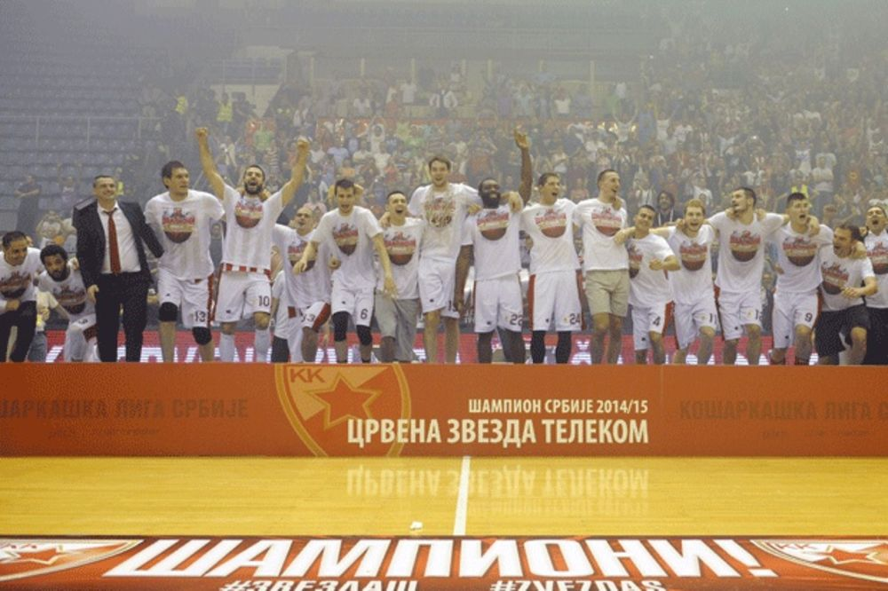 CRVENO-BELI U BLOKADI: FIBA zabranila Zvezdi da registruje nove košarkaše