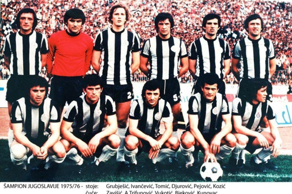 (VIDEO) NAJSLAĐA TITULA ZA GROBARE: Pogledajte najdramatičniju završnicu prvenstva Jugoslavije ikada