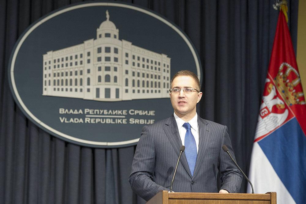 STEFANOVIĆ POSLE NAPADA U NICI: Bezbednost podignuta, Srbija nije neposredno ugrožena terorizmom