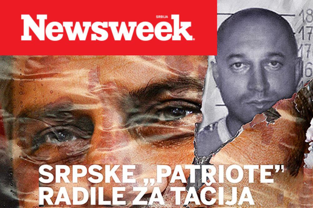 NEWSWEEK OTKRIVA: Zvonko Veselinović gradio puteve zajedno sa Tačijem