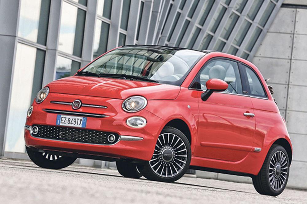RESTILIZOVANI FIJAT 500: Za ikonu Italije 1.800 stilskih izmena!