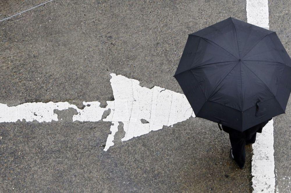 NAOBLAČENJE: Popodne kiša, do 22 stepena