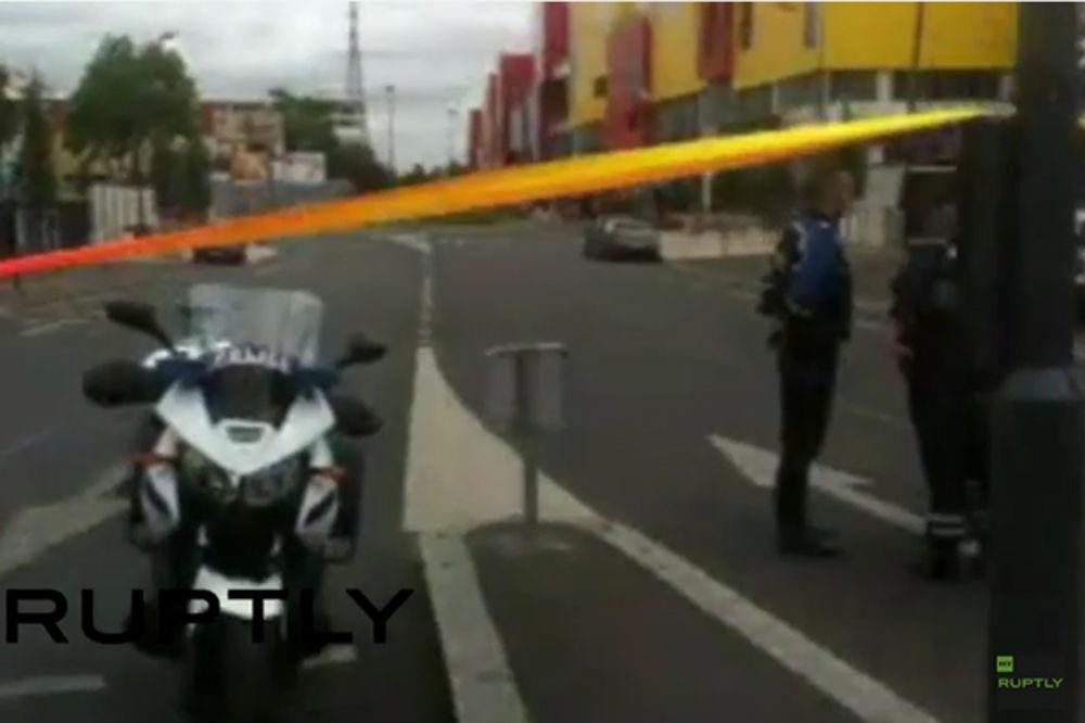 (VIDEO) GOTOVA TALAČKA KRIZA U PARIZU: Specijalci oslobodili svih 18 talaca, sad love napadače