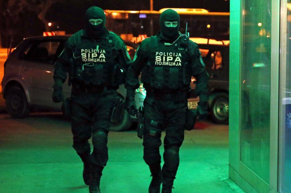 HAPŠENJE U ZVORNIKU: Uhvaćen muškarac osumnjičen za terorizam