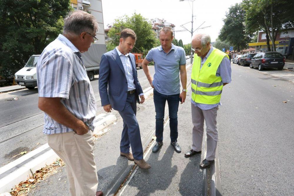 ZAVRŠENA REKONSTRUKCIJA: Ulica vojvode Stepe ponovo otvorena