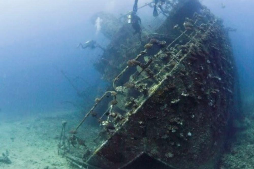 UKLETI TROUGAO NA JADRANSKOM MORU: Kod ostrva Vis nestaju brodovi i avioni!