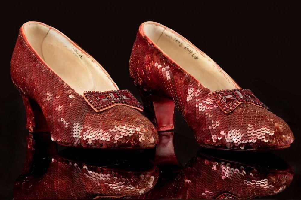 INFORMACIJA VREDNA MILION DOLARA: Gde su Dorotine čarobne cipelice?