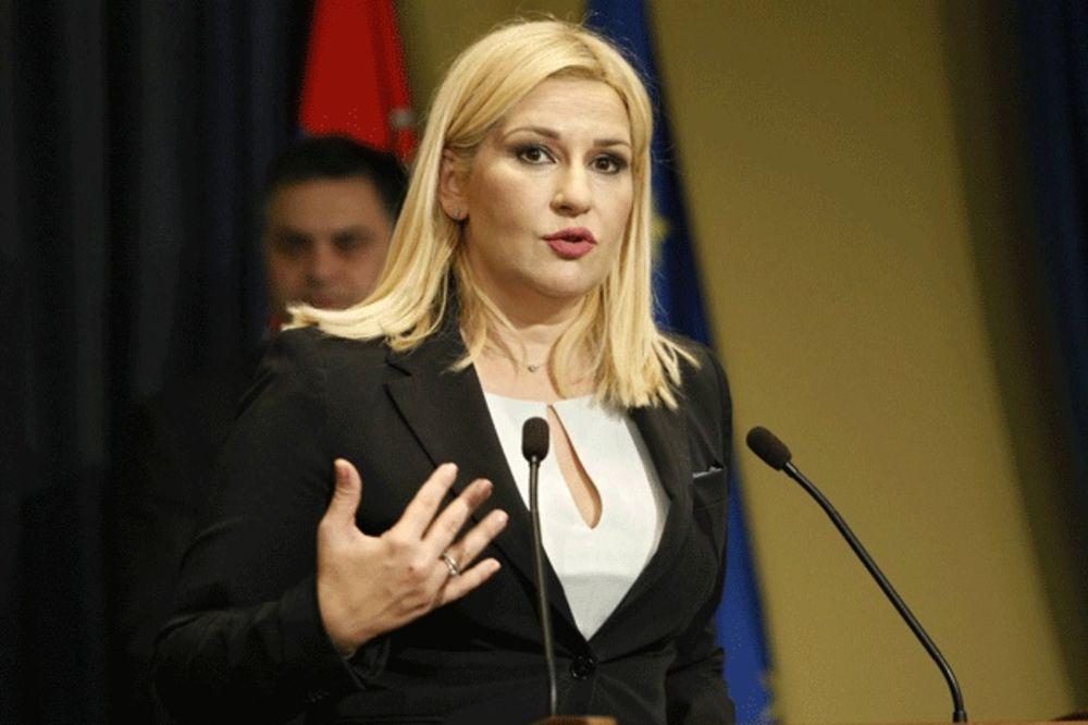 MINISTARKA IZVISILA: Faktor plus izbacio Zoranu Mihajlović iz istraživanja
