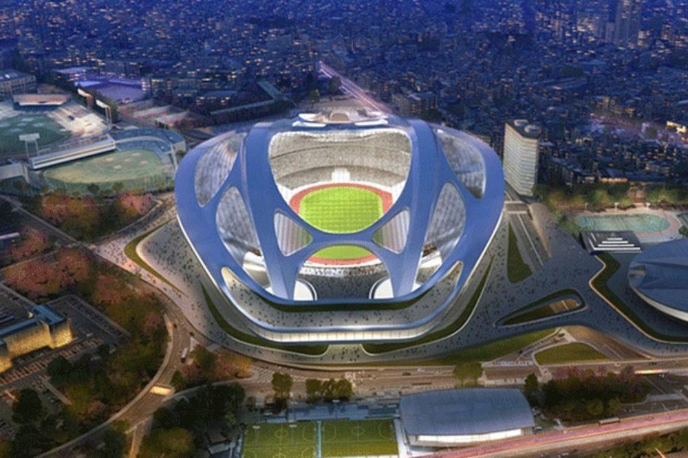 OVO ĆE VAS ŠOKIRATI: Saznajte koliko će Japance koštati najskuplji stadion na svetu