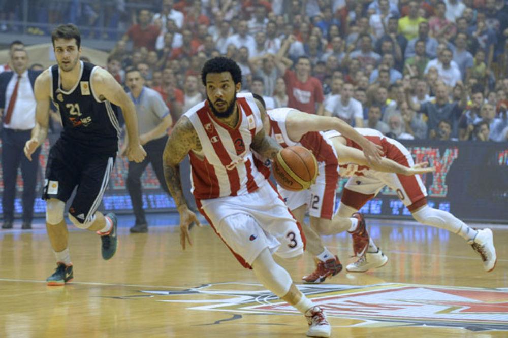 (VIDEO) Evo kako je naduvani Vilijams igrao u prvom meču finala protiv Partizana