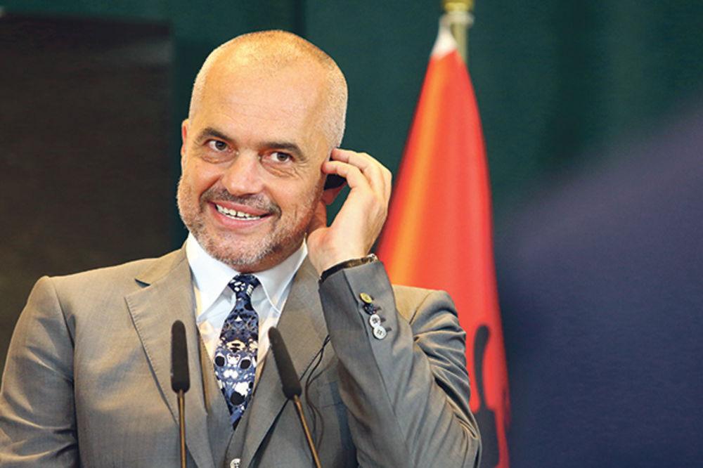 ZA ISTORIJSKI MEČ 12 MILIONA EVRA: Evo šta sve Rama traži da Albanci urade pred meč sa Srbijom