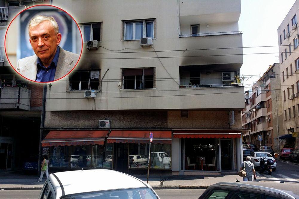 U TOKU OPORAVAK: Tasovac u bolnici posetio povređeneog glumca Ljubivoja Tadića