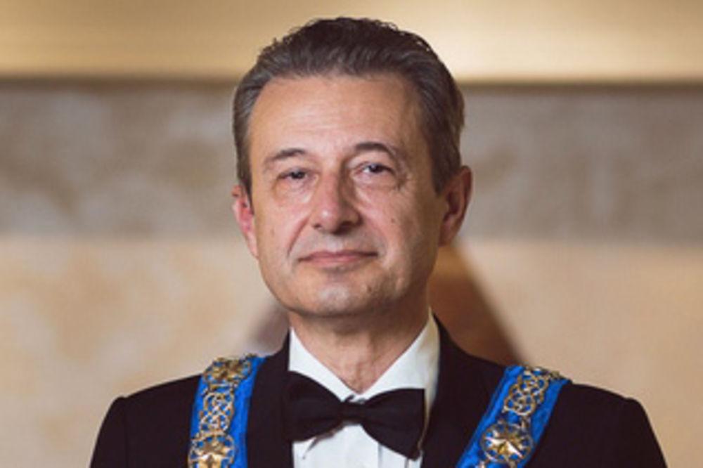 CRNOGORCI OGORČENI: Šef srpske masonske lože ambasador Crne Gore u Berlinu