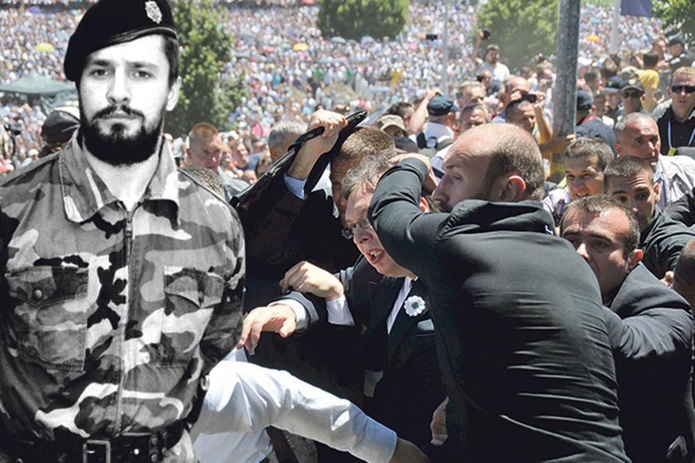 DODIK RASKRINKAO ZLOČINCA: Prerušeni Naser Orić huškao na linč Vučića