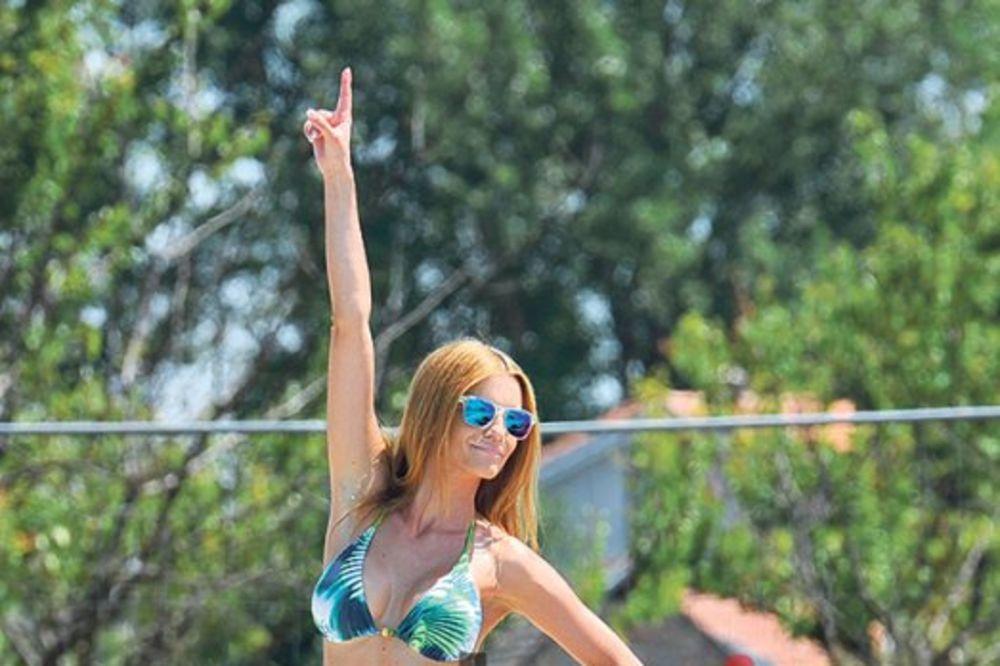 NIŠTA TAJLAND, DUBAI, IBICA: Evo gde Jelena Kostov snima spot!