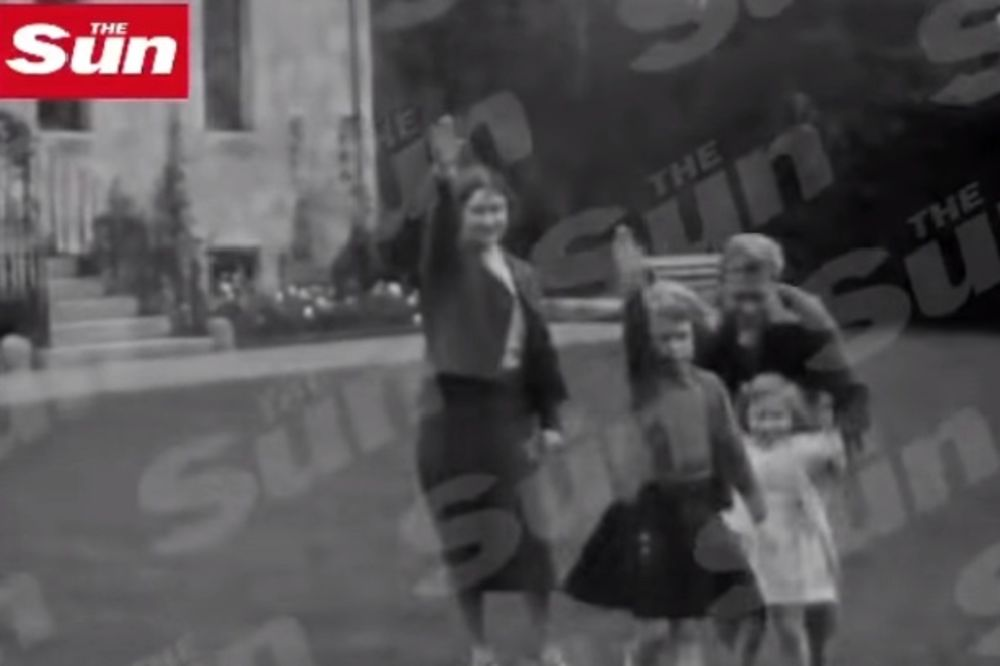 (VIDEO) ELIZABETA II VAN SEBE: Besna što svet gleda kako s majkom salutira Hitleru, ali ne poriče!