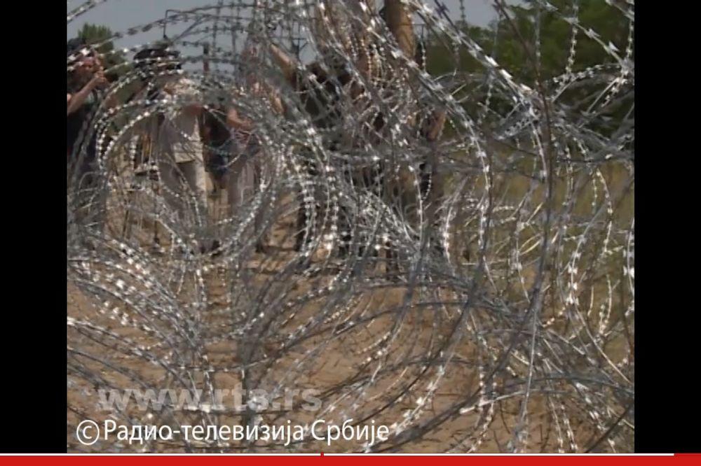 POTPUNA IZOLACIJIA PREMA SRBIJI: Mađari počinju izgradnju i drvene barijere na granici!