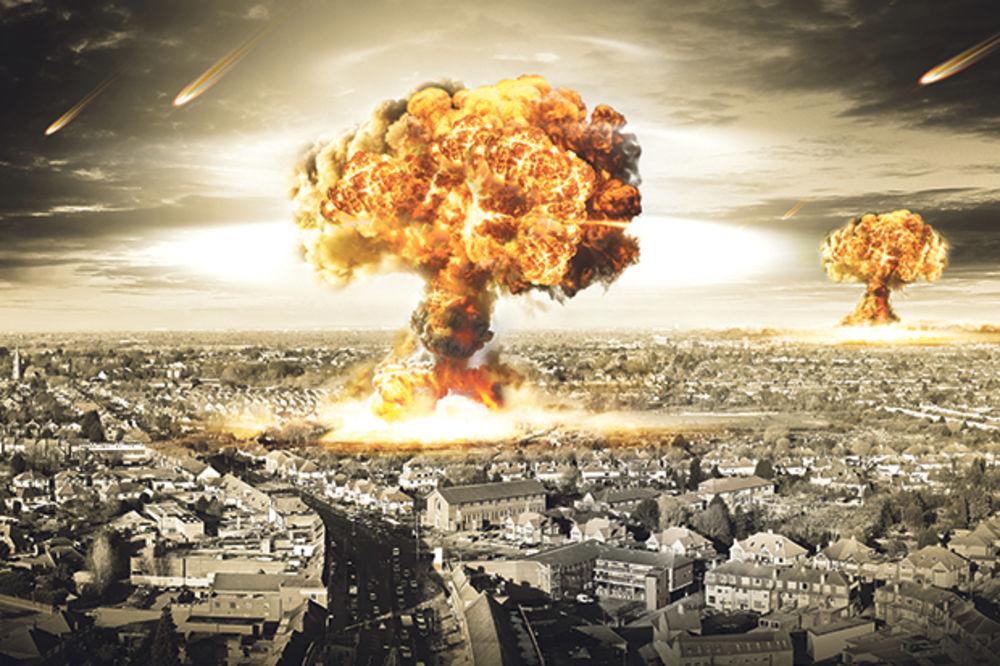 ŠIFRA ZA LANSIRANJE NUKLEARNIH BOMBI NAJGLUPLJA NA SVETU: Sudbina sveta zavisila od nekoliko nula
