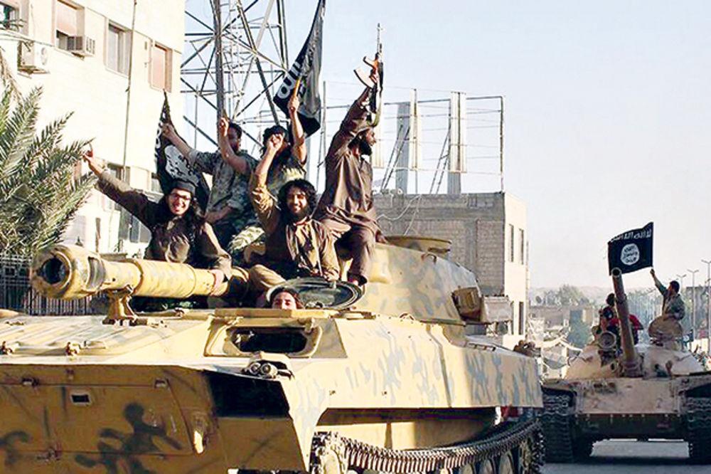 SAMO ČEKAJU NAREĐENJA: Stotine džihadista spremno za napade u Evropi