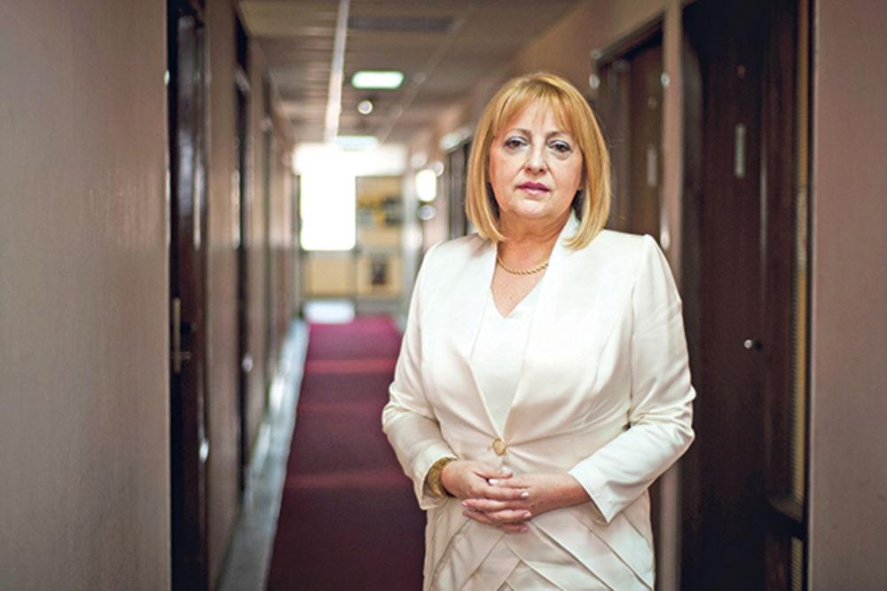 Slavica Đukić Dejanović: Nema suštinskih neslaganja između SPS i SNS