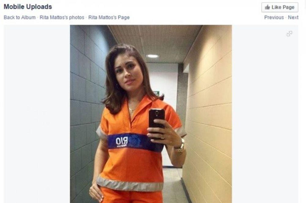 FOTKA KOJA JE POKRENULA LAVINU: Zgodna čistačica ulica napravila je pravu pometnju na internetu