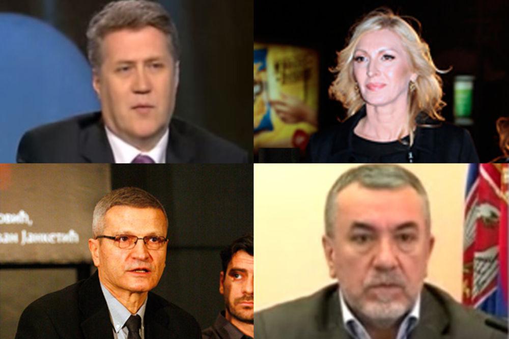 NOVI UREDNICI RTS: Stefanović urednik informative, Kovačevićeva zabave