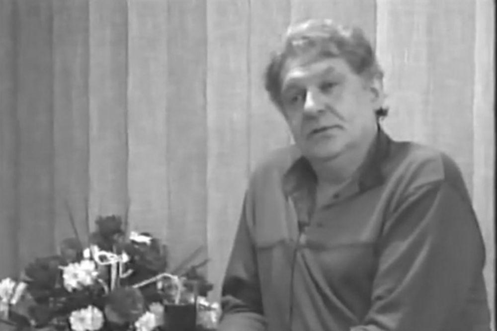 TUGA: Preminuo glumac Selimir Tošić!