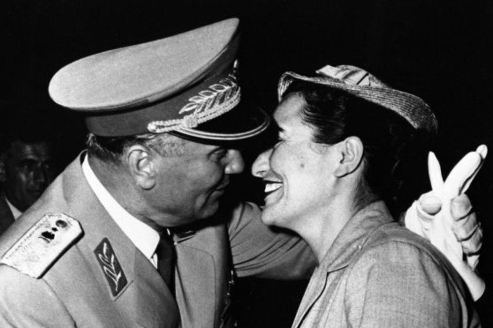 DETALJI SVADBE VEKA: Venčanje partizanke Jovanke (28) i maršala Tita (60) uzburkalo svet! Evo zašto