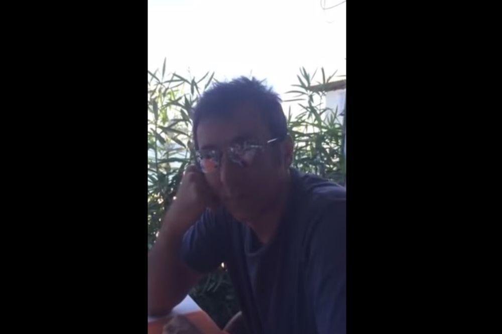 (VIDEO) NOVI IZAZOV NA ESTRADI: Poslušajte kako Đura peva Sevin Gas, gas