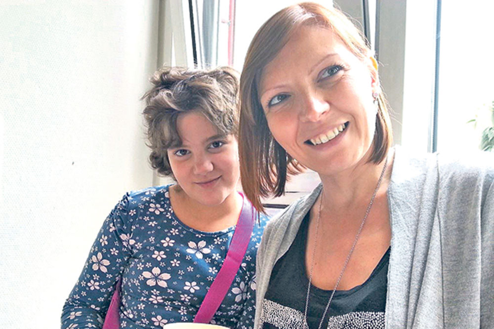 Uspešan oporavak male Nađe Novaković: Porasla joj kosa posle terapije