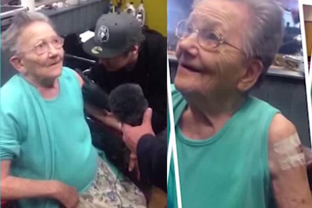 (VIDEO) BAKA (79) LEGENDA: Pobegla iz doma pa je našli da radi nešto neverovatno!