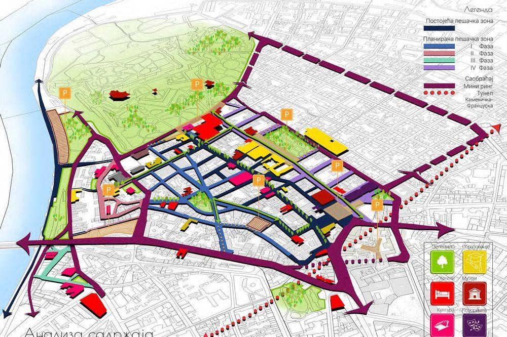 BEOGRAD SILAZI NA REKU: Ovo su nove pešačke zone u gradu