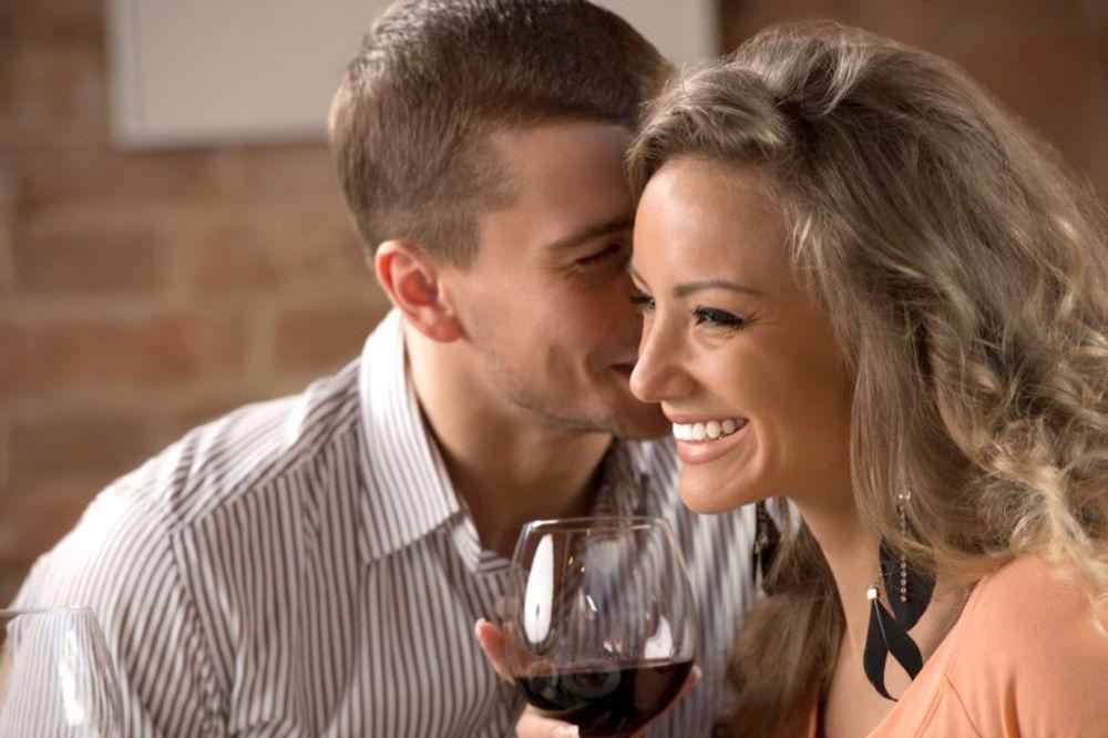 muškarac, žena, par, flert, foto shutter