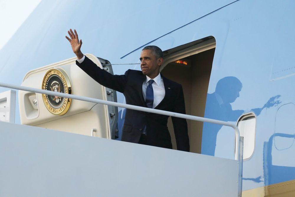 PRVI PUT KAO PREDSEDNIK SAD: Barak Obama u poseti Keniji, domovini svog oca