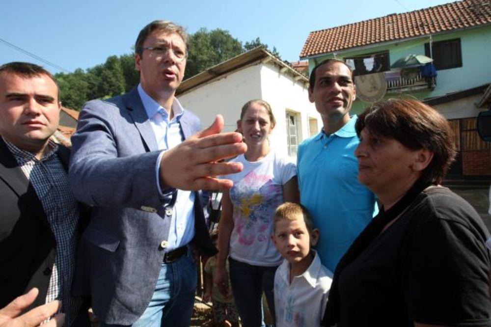 Vučić: Penzioneri će do kraja godine osetiti malo poboljšanje