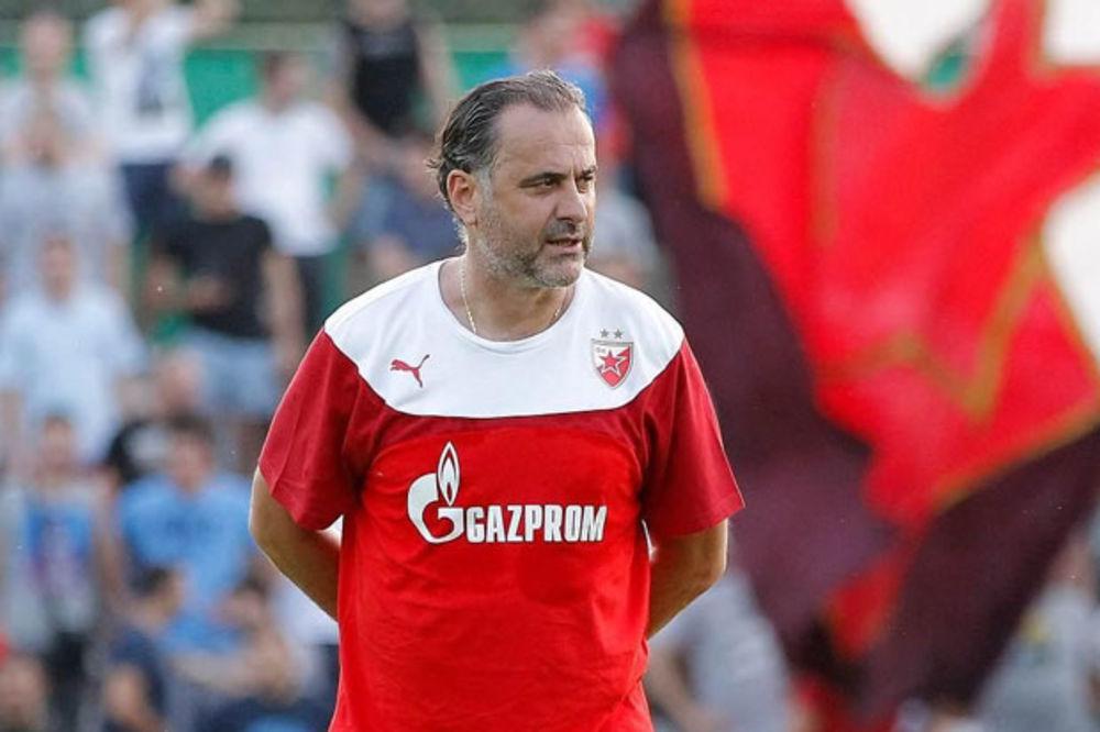GROFE, ODAVNO SI OTIŠAO: Trener Zvezde otkrio šta mu je novo u Srbiji