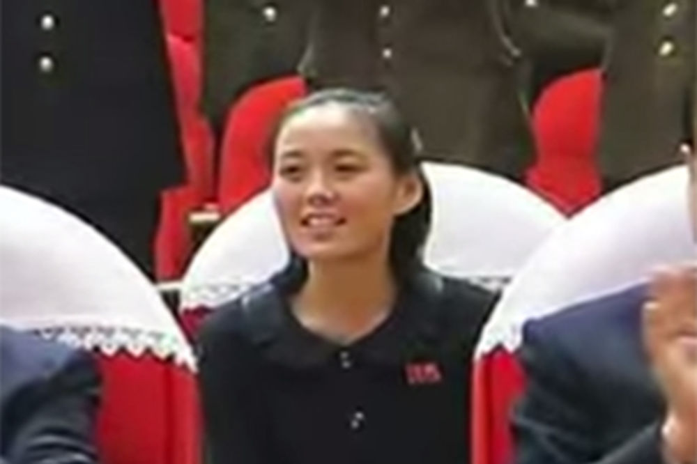 PRAVI BOGA OD BRATA: Kimova sestra postala šefica propagandne službe