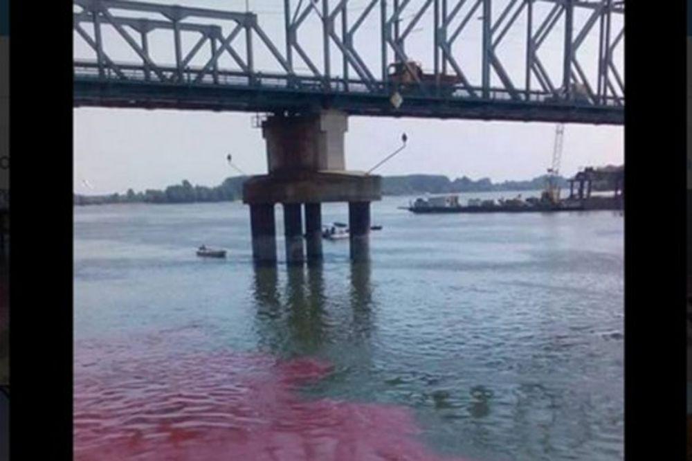NEODGOVORNE MESARE: Krv iz klanice zacrvenela Dunav!
